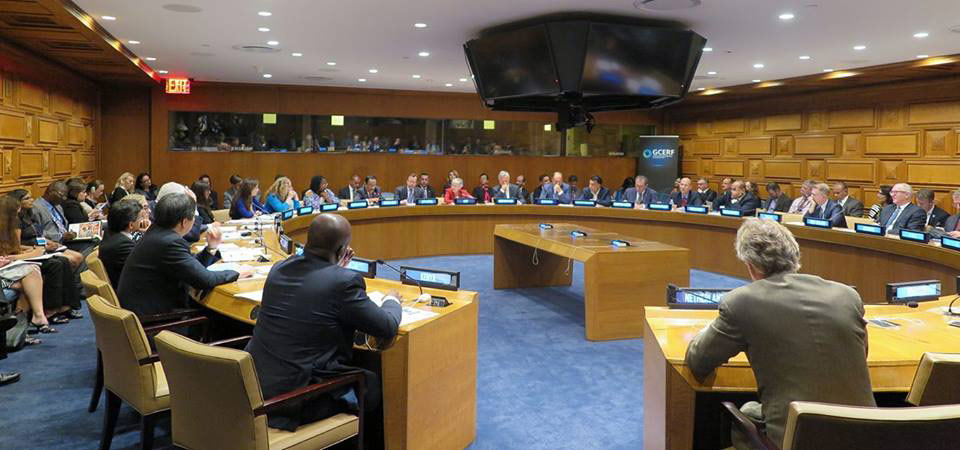 YPSA attends 71st United Nations General Assembly in New York