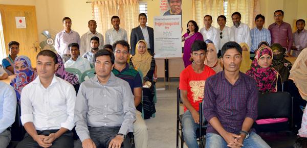 YES center -Youth Empowerment through Skills