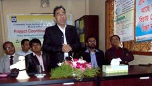 Speech by Md. Mahabubur Rahman