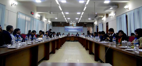 "Implementation of Tobacco control Law in Chittagong division"" held at the auditorium hall of Chittagong Circuit House"