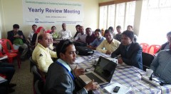 Yearly Review Meeting