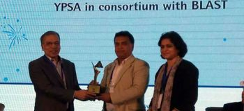 YPSA received BEACON award on Innovating Service Delivery