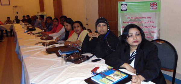 Activate participation of participants in Regional Sharing Meeting