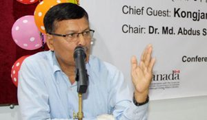 Dr. Md.Abdus Salam, Civil Surgeon Khagrachari Hill District-01