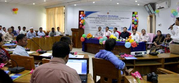 District Level Workshop