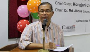 Dr.Ashotus Chakma,Incharge Maternal & Child Welfare Center,Khagrachari