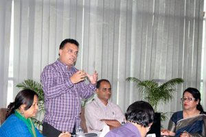 Speech by Md. Arifur Rahman, CE, YPSA