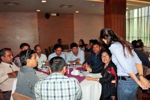 GCERF Community of Practice Workshop with YPSA Consortium