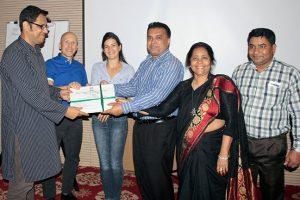 Certificate distribution YPSA-GCERF