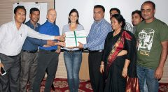 Certificate distribution 1