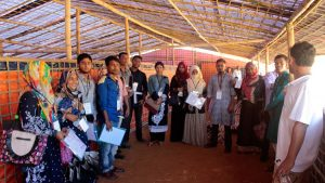 Rapid Need Assessment team YPSA