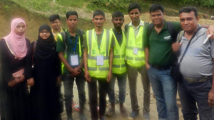 YPSA team