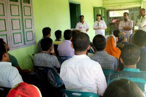 Rapid Need Assessment workshop