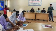 writing workshop held in Sitakund