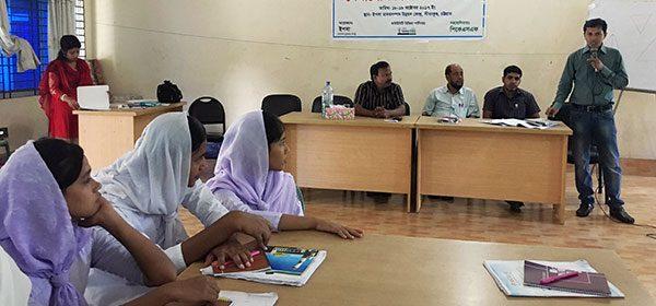 writing workshop held in Sitakund