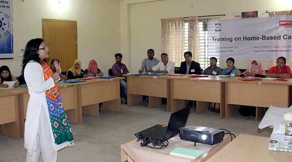 Training on Home-Based Care