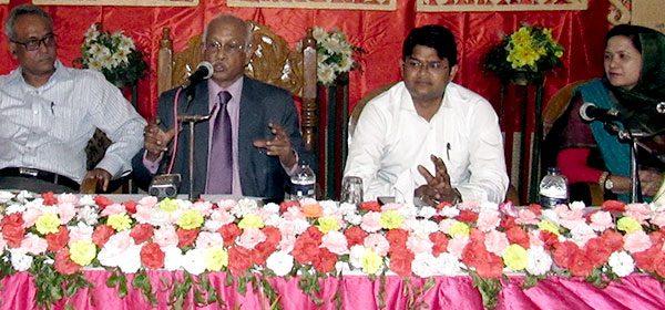 Chief Information Commissioner Professor Dr. Golam Rahman