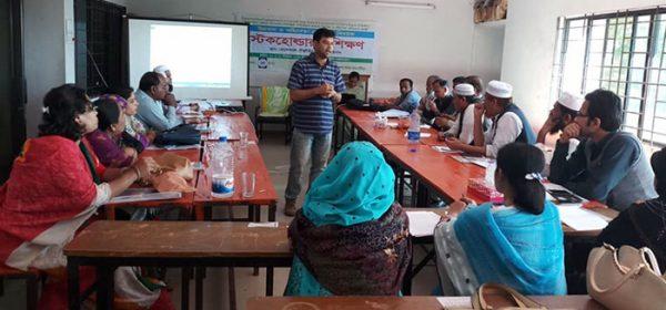 Stakeholders training