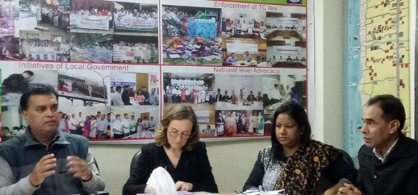 Country Director, Plan International, Bangladesh has visited YPSA
