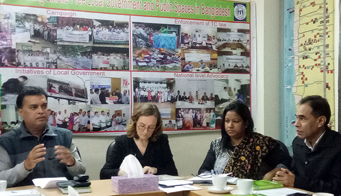 Country Director, Plan International, Bangladesh has visited YPSA