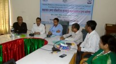 Md. Saiful Islam Mazumder, ADC, Cox'sBazar presided the mobility tracing on Cox's Bazar
