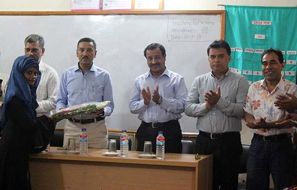 Tapan Kumar Ghosh, Director General (Additional Secretary), Bureau of Non-Formal Education (BNFE)