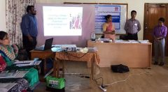 "Workshop on ""Protection of Beneficiaries from Sexual Exploitation and Abuse and Child Protection policy"""