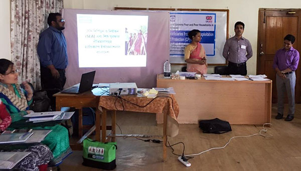 """Workshop on """"Protection of Beneficiaries from Sexual Exploitation and Abuse and Child Protection policy"""""""