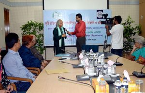 Interview of PKSF Chairman