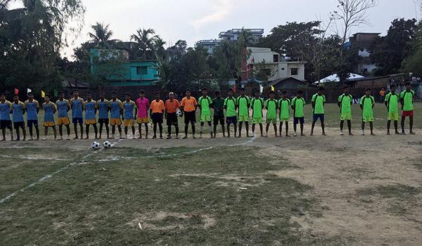 Football team group photo 2