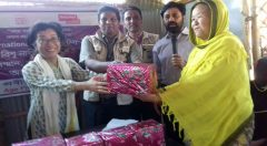 Prize distribution of Ludu competition