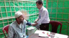 Paramedic activity