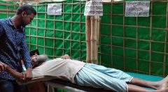 Physiotherapy at AFS