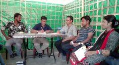 Team Meeting at AFS