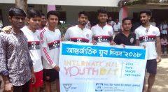 YPSA celebrates International Youth Day 2018