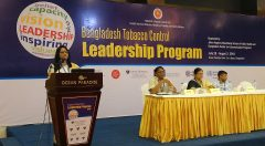 YPSA participated in Bangladesh Tobacco Control Leadership Program in Cox's Bazar