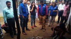 Chief of Mission of IMO Giorgi Gigauri visits YPSA