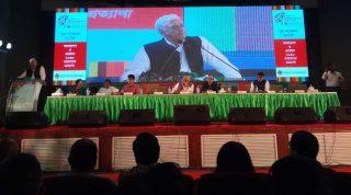 Professor Gowher Rizvi, International Affairs adviser to the prime minister of Bangladesh was present as chief guest