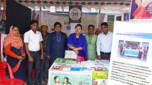 development fair at Rangunia