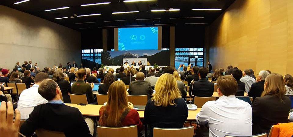 YPSA in COP24 of UNFCCC