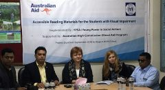 Australian High Commissioner visits YPSA