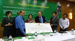 Service Innovation Fund received 1st phase