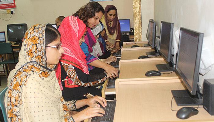 Training at YPSA IRCD