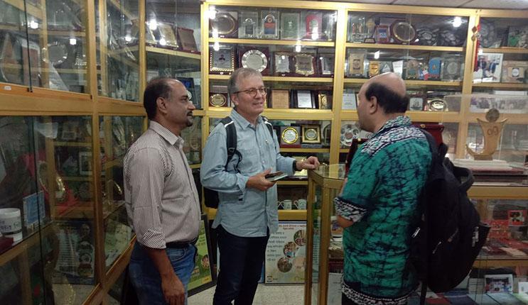 Visiting Information Center