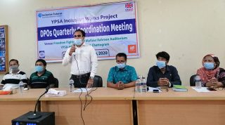 Speech by Md. Rashedul Islam, Assistant Commissioner- Land, Sitakund