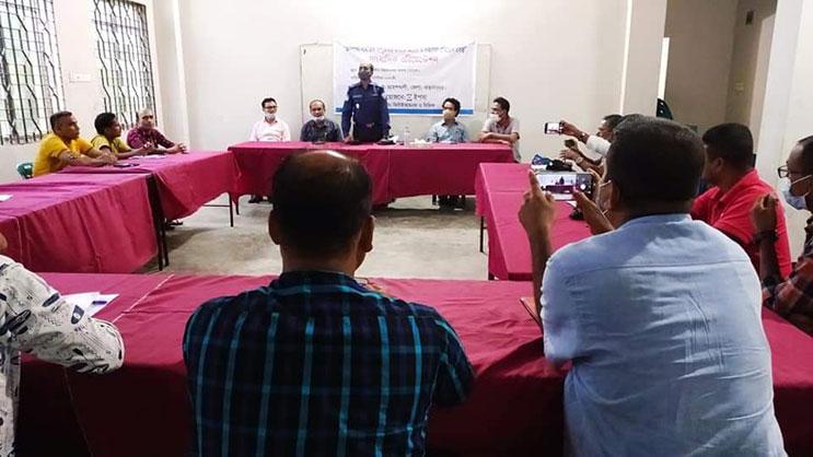 Nurul Islam, OC (Investigation), Moheshkhali Thana