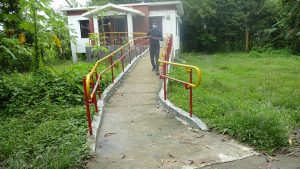 Accessible stair