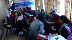 Staff Capacity Building training