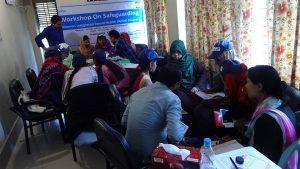Staff Capacity Building training