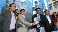 Award receiving